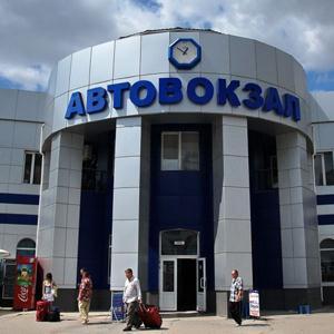 Автовокзалы Бокситогорска