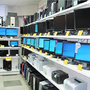 Компьютерные магазины Бокситогорска