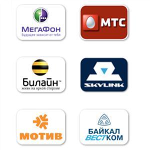 Операторы сотовой связи Бокситогорска