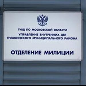 Отделения полиции Бокситогорска
