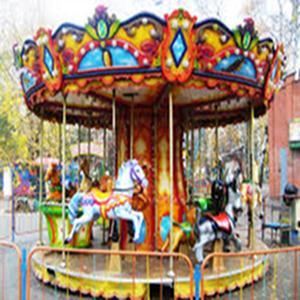 Парки культуры и отдыха Бокситогорска
