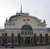 Железнодорожные вокзалы в Бокситогорске