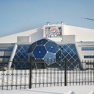 Спортивные комплексы Бокситогорска