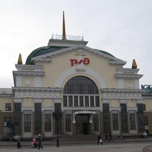 Железнодорожные вокзалы Бокситогорска